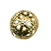 Filigree Bead 4mm