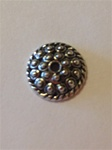 Bead Cap 10mm Pewter
